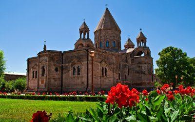 ejmiadzin catedral 1